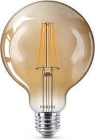 Bec dimmabil LED Philips VINTAGE E27/8W/230V 2200K