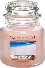 Yankee Candle lumanare parfumata Pink Sands Classic mijlocie