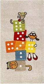 Covor Copii & Tineret Bandidoleros, Multicolor, 80x150