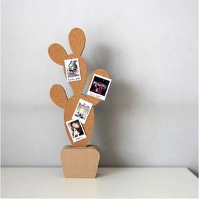 Cactus decorativ din carton Unlimited Design for kids, înălțime 56 cm