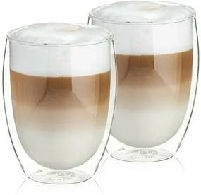 Pahare termo latté 4Home Hot&Cool 350 ml, 2 buc.