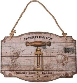 Tăbliță de lemn Antic Line Bouchon