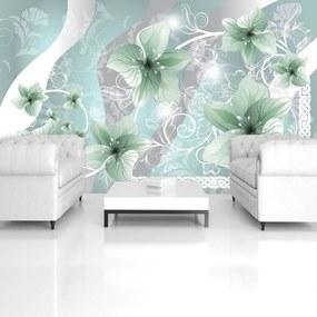 Fototapet - Flori (254x184 cm), în 8 de alte dimensiuni noi