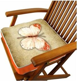 Pernă pentru scaun Perrio Celsie, 43 x 43 cm