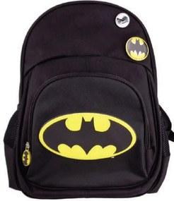 Ghiozdan clasa 0 Pigna Batman negru BMRS1742-3