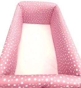 Aparatori Maxi Stelute roz 140x70 cm