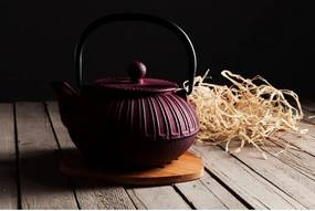 Suport din bambus pentru vase fierbinți Bambum Rapini