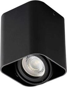 Lampa spot TOLEO DTL 1xGU10/25W/230V negru