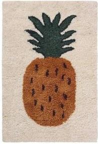 Covoras din Lana Fruiticana S - Lana Multicolor Lungime( 120 cm) x W(80 cm)