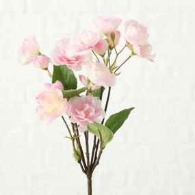 Floare artificiala roz 15/30 cm