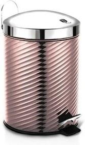Coș de gunoi Berlinger Haus I-Rose Edition, 12 l