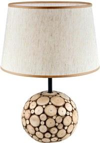 Brilagi - Lampă de masă FORLI 1xE27/60W/230V
