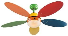 Globo 03180 - Ventilator de tavan WADE 1xE14/60W/230V