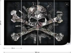 Fototapet GLIX - Alchemy Gothic 26 + adeziv GRATUIT Tapet nețesute - 254x184 cm