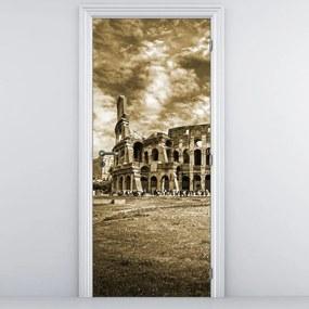 Fototapeta pentru ușă - Colloseum (95x205cm)