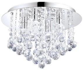 Eglo 94878 - Corp de iluminat LED baie ALMONTE 4xLED/2,5W/230V