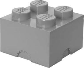 Cutie depozitare LEGO®, gri