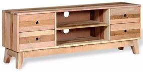 244235 vidaXL Comodă TV din lemn reciclat de esență tare
