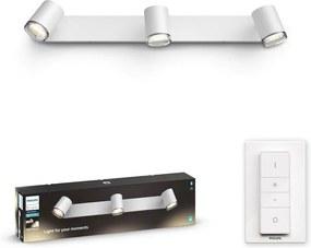 Philips - LED Lampă dimmabilă baie HUE ADORE 3xGU10/5W/230V IP44