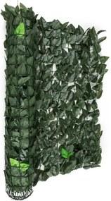 Blumfeldt Fancy întuneric iedera parbriz300 x 100 cmculoare verde inchis