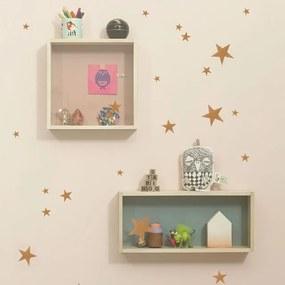 Sticker pentru perete Mini Stars Ferm Living