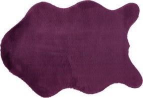 Blană artificială, violet, 60x90, RABIT TIPUL 6