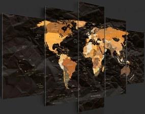 Tablou - Endless Travel 100x50 cm