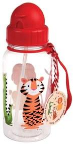 Sticlă de apă Rex London Colourful Creatures, 500 ml
