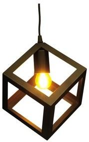 Lampă suspendată SWEDEN 1xE27/20W/230V
