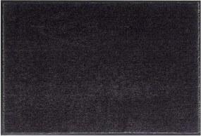 Preș Hanse Home Soft and Clean, 58 x 90 cm, negru