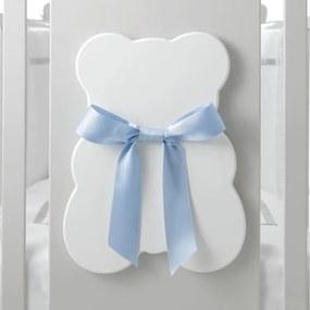 Cabinet 3 sertare Bubu Alb, Alb & Bleu