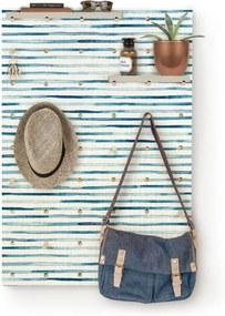 Cuier de perete din lemn Surdic Pegboard Marine Strips