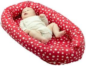 Baby nest stelute rosu