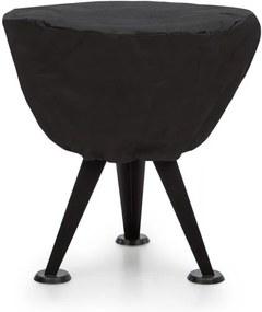 Blumfeldt Caruso, protecție la intemperii, nylon 600D, impermeabil, negru