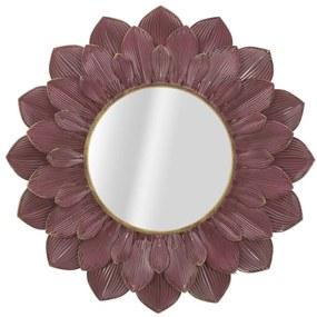 Oglinda GLAM BORDEAUX (cm) O 100X4,5