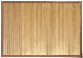 Covoraș din bambus pentru baie iDesign Formbu Mat SM