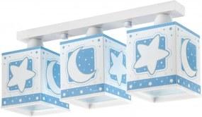 Plafoniera BLUE MOON 3xE27/60W
