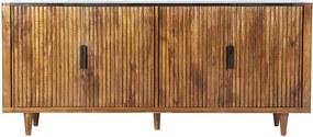 Comoda din lemn de mango Carter 191 cm