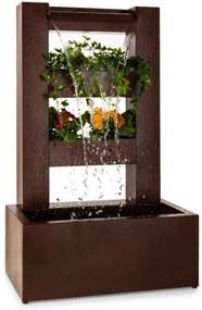 Blumfeldt LEMURIA, fântănă de grădină, ghiveci, joc de apă, pompă, 30 W, 10 m, cablu