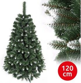 Brad de crăciun NORY 120 cm pin