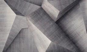 Fototapet Bimago - Abstract blocuri de beton + Adeziv gratuit 450x270  cm
