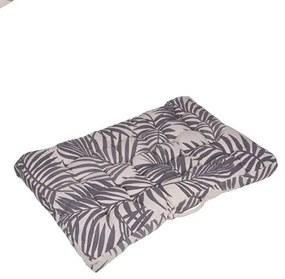 Perna pentru scaun Tropical gri 80x120 cm