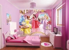 Walltastic Princezny - fototapet pe perete 305x244 cm