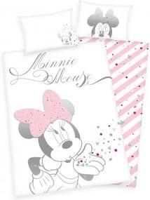 Lenjerie de pat Minnie 2 piese