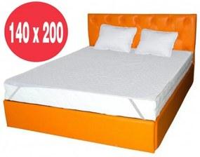 Set saltea Mercur Comfort Flex Plus 140x200 plus husa hipoalergenica plus 2 perne microfibra 50x70