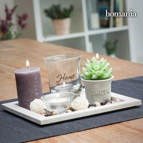 Centru de Masă Candles & Garden Homania
