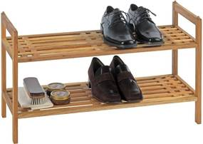 Pantofar din lemn de nuc Wenko Norway, înălțime 40,5 cm