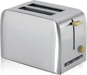 Prăjitor de pâine 2 felii , 1050W, VC891, Victronic VC891