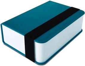 Cutie pentru gustări Black Blum Book, albastru