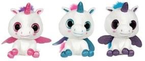 Jucarie Educativa Bebelusi Din Plus Antialergic Moale Unicorn Crosswear 305269